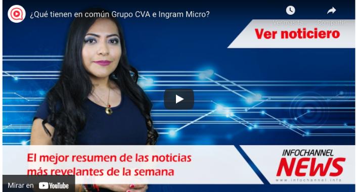 ¿Qué tienen en común Grupo CVA e Ingram Micro?