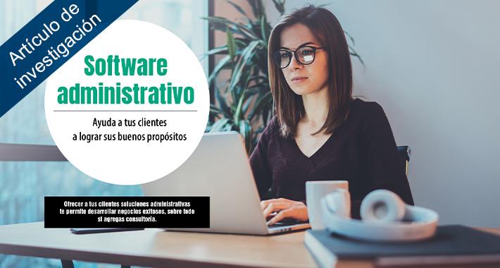 Que tus clientes logren sus propósitos con software administrativo empresarial