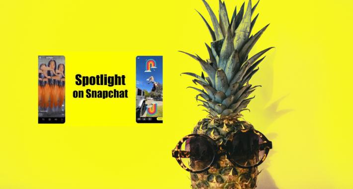 ¿Eres Snapchatter? Spotlight te ayuda a expresarte