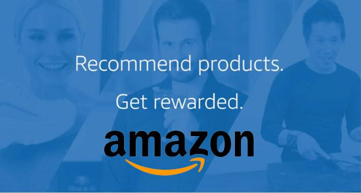 Amazon va por influencers como promotores