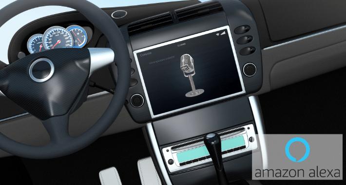 Amazon permitirá a los fabricantes de autos crear su propio asistente de voz