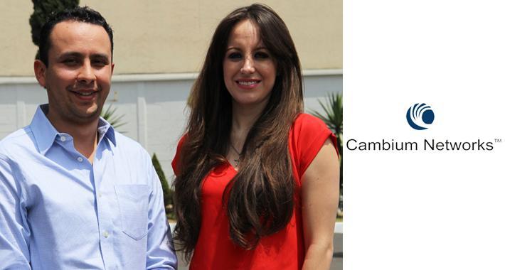 Cambium Networks busca canales de distribución