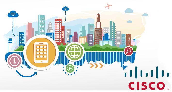 Cisco desarrolla una plataforma cloud para Smart Cities
