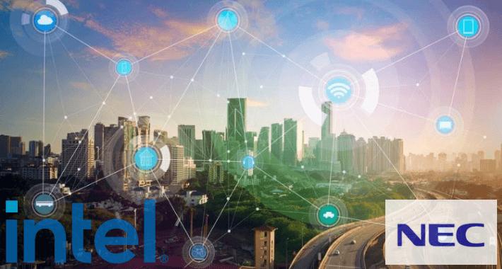Intel y NEC construyen Ciudades Inteligentes