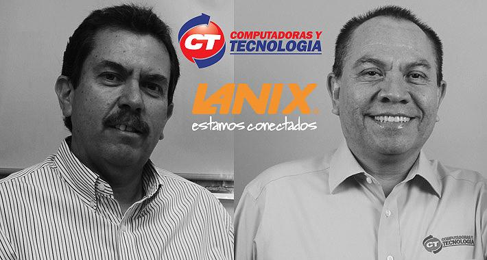 CT Internacional y Lanix firman acuerdo