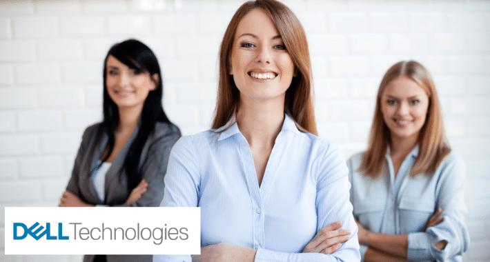 A través de programas, Dell Technologies disminuye desigualdad de género
