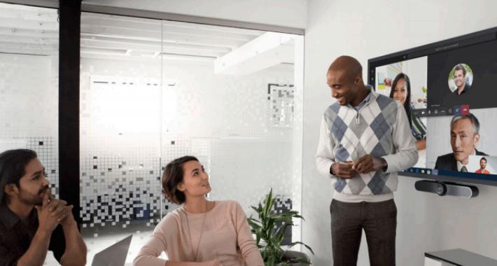 Dell y Logitech habilitan tecnología para espacios colaborativos
