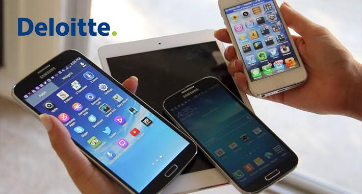 Smartphones desbancan a portátiles y tabletas