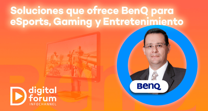 eSports vs gaming, BenQ te enseña cómo diferenciarlos