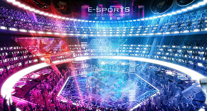 Inauguran estadio para e-sports