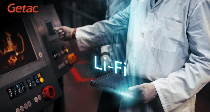 Tecnología LiFi a cargo de Getac