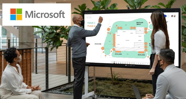 Microsoft Surface para ambientes modernos de trabajo