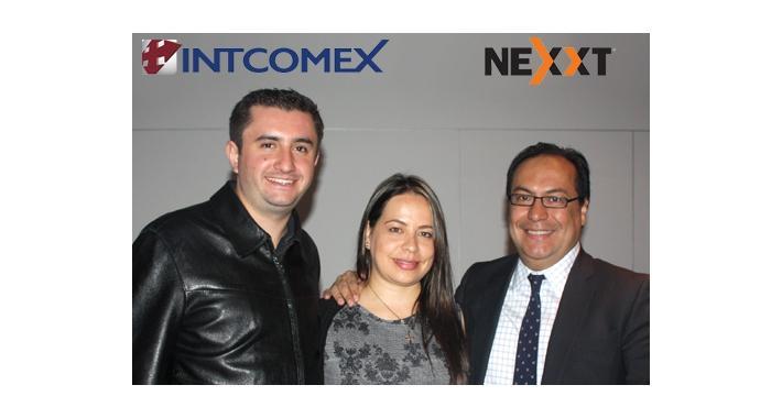 Intcomex y Nexxt certifican a sus canales en México