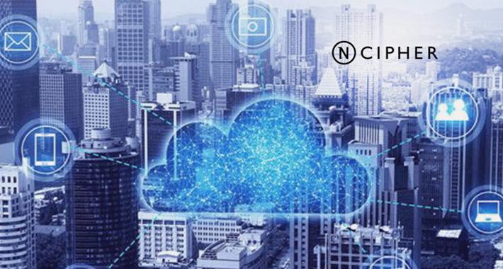 nCipher Security ofrece seguridad y control en la nube