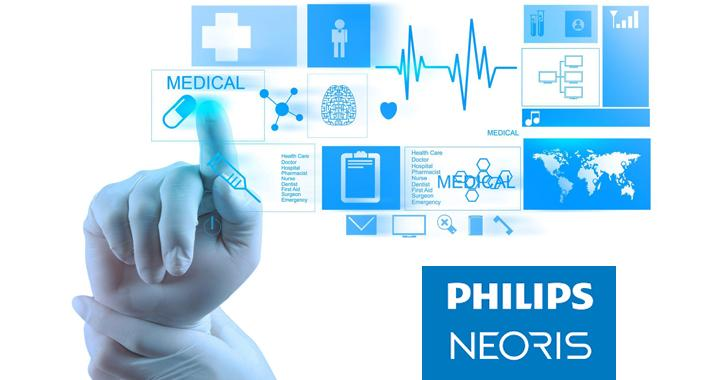 NEORIS y Philips digitalizan al sector salud de México
