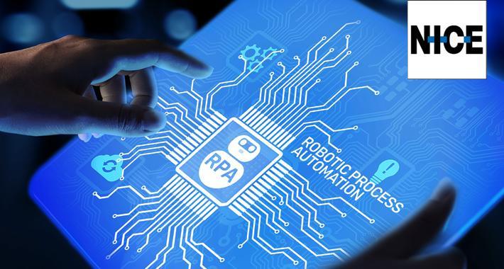 Administra tu fuerza laboral robótica de manera inteligente con NICE