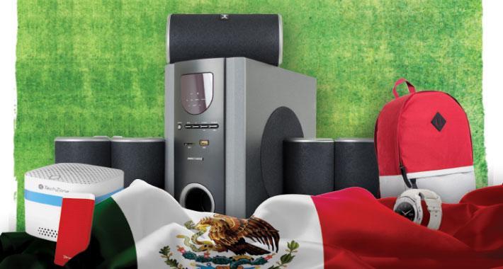 Expresión tecnológica con sabor a México