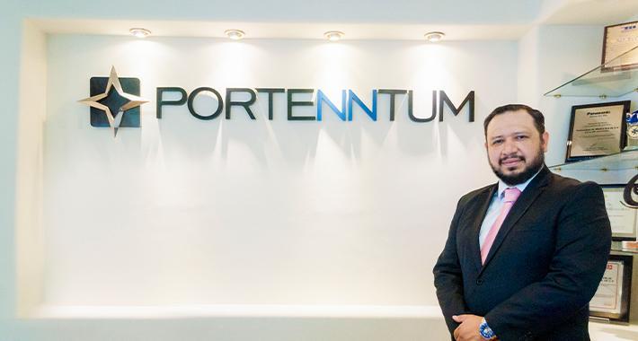 Portenntum se reinventa con IaaS