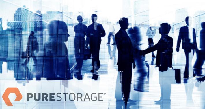 Pure Storage te proporciona recursos técnicos y de venta