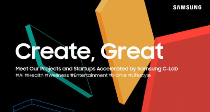 Samsung presenta startups en el CES 2021
