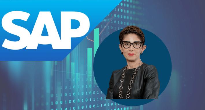 Angela Gómez Aiza encabeza SAP México