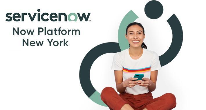 ServiceNow lanza Now Platform New York