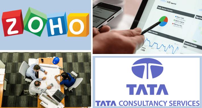 Zoho y Tata Consultancy Services combinan fortalezas
