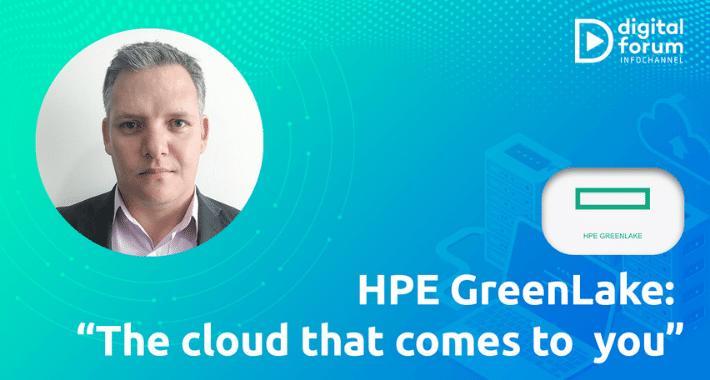 Toda la infraestructura ahora como servicio con GreenLake de HPE