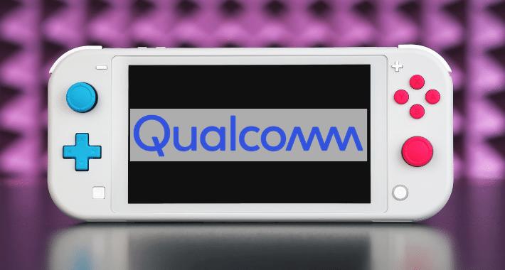 ¿Qualcomm quiere lanzar su propio Nintendo Switch?