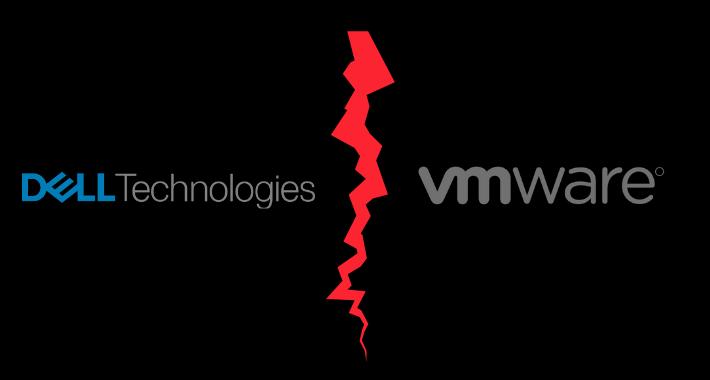 Dell Technologies y VMware se separan