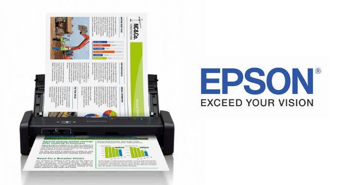 Digitalización para flujos de trabajo con Epson WorkForce