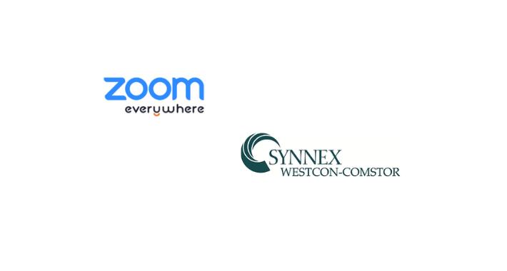Zoom firma con SYNNEX Westcon-Comstor