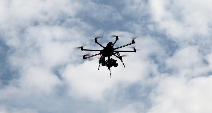 Drones son utilizados para cometer crímenes
