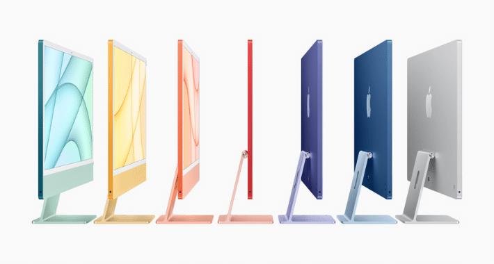 El chip M1 de Apple llega al iMac