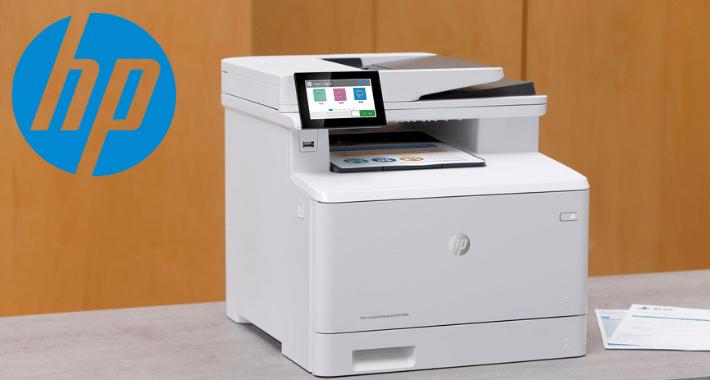 Impresión para el trabajo a distancia con HP LaserJet Enterprise