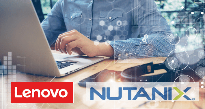 Nutanix soporta escritorios virtuales como servicio de Lenovo