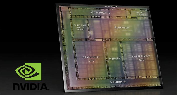 NVIDIA pone la potencia de un data center en vehículos autónomos