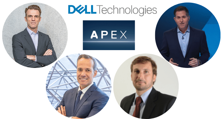 APEX, el programa as a Service de Dell Technologies