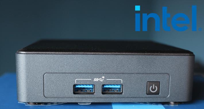 NUC de Intel, potencia compacta