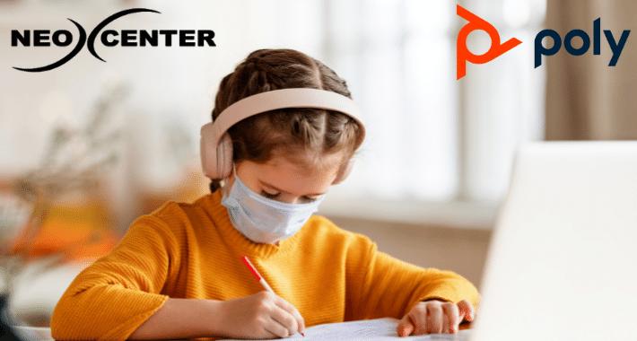 Neocenter y Poly equipan al sector educativo