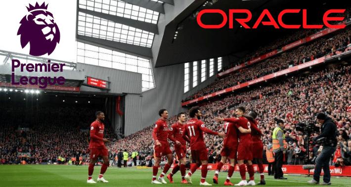 Partidos de la Premier League analizados por Oracle