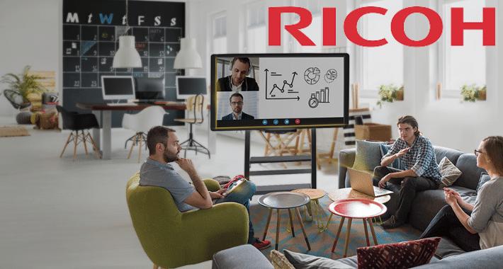 Ricoh va con servicios digitales para empresas