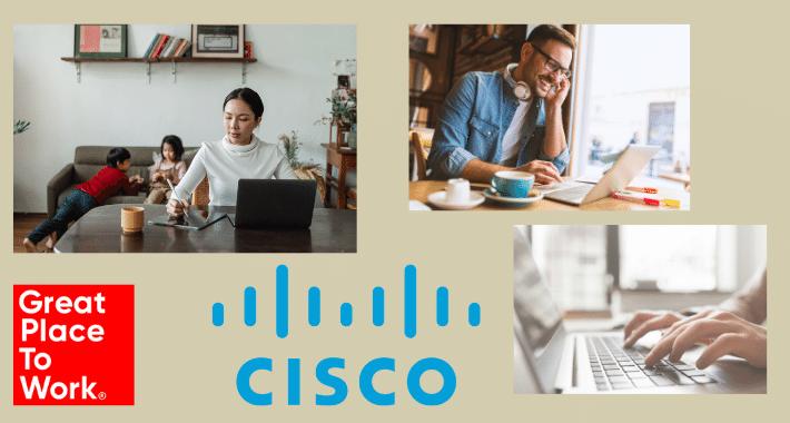 Cisco entre las Mejores Empresas para Trabajar