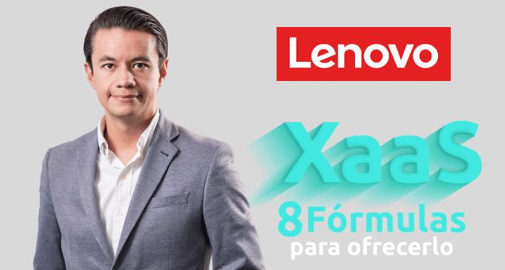¿Qué ofrece Lenovo en materia de XaaS?