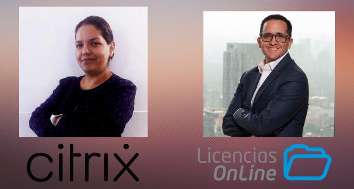 Citrix y Licencias OnLine firman alianza comercial en México