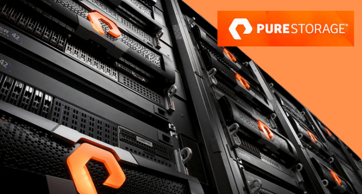 Modernización de aplicaciones con Pure Storage