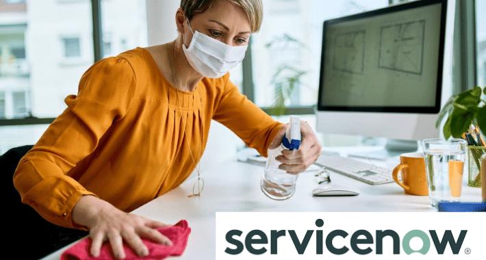 ServiceNow apoya el regreso seguro al trabajo