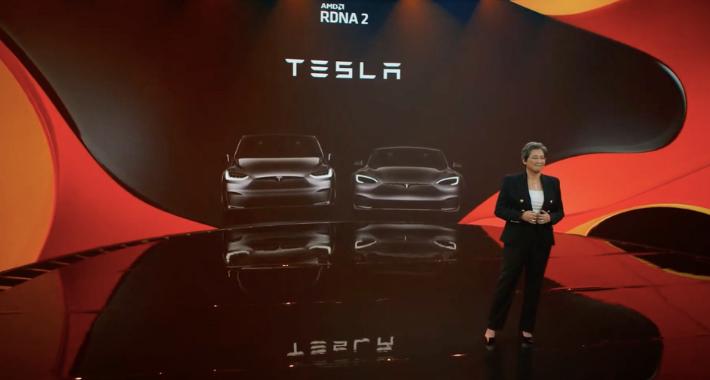 AMD en todas partes, hasta en los Tesla