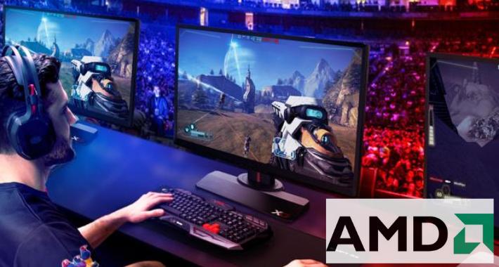 AMD habilita soluciones para gamers