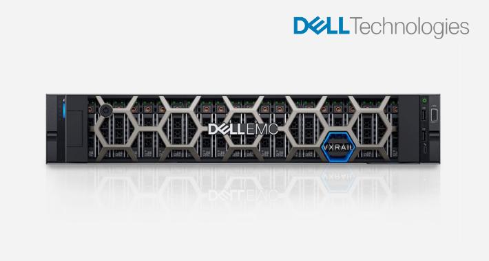Dell EMC VxRail, mayor rendimiento en almacenamiento